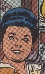 Dora (Earth-616) from Captain Britain Vol 1 3 001