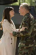 Elizabeth Ross (Earth-199999) and Thaddeus Ross (Earth-199999) from The Incredible Hulk (2008 film) 0001