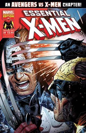 Essential X-Men Vol 2 49