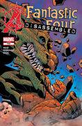 Fantastic Four Vol 1 518