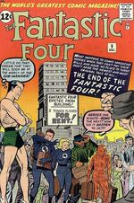 Fantastic Four Vol 1 9 Vintage