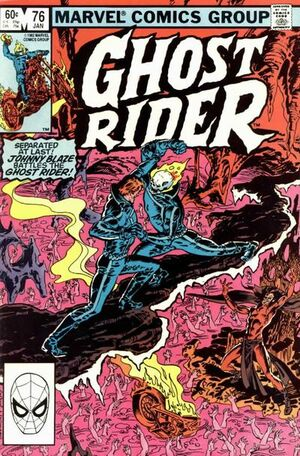 Ghost Rider Vol 2 76