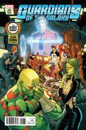 Guardians of the Galaxy Vol 4 15 Best Bendis Moments Variant