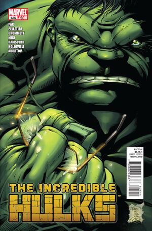 Incredible Hulks Vol 1 635