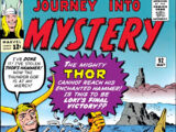 Journey into Mystery Vol 1 92
