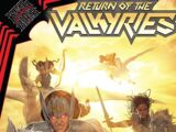 King in Black: Return of the Valkyries Vol 1 1