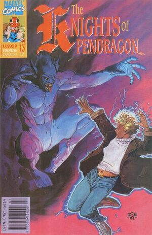 Knights of Pendragon Vol 1 13
