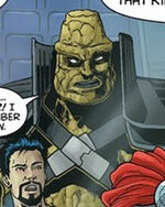 Korg (Earth-32201) from What If World War Hulk Vol 1 1 0001