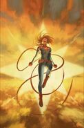 Life of Captain Marvel Vol 2 5 Textless