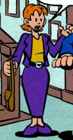 Margaret Craig (Earth-99062) Spider-Man and Power Pack Vol 2 1