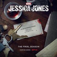 Marvel's Jessica Jones poster 008