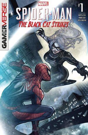 Marvel's Spider-Man The Black Cat Strikes Vol 1 1