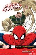 Marvel Universe Ultimate Spider-Man Vol 1 27