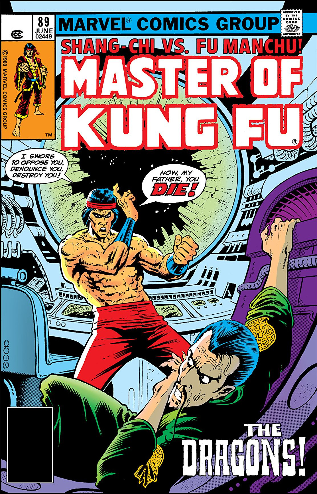 Master Of Kung Fu Vol 1 89 Marvel Database Fandom Powered By Wikia