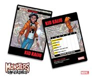 Monsters Unleashed poster 014