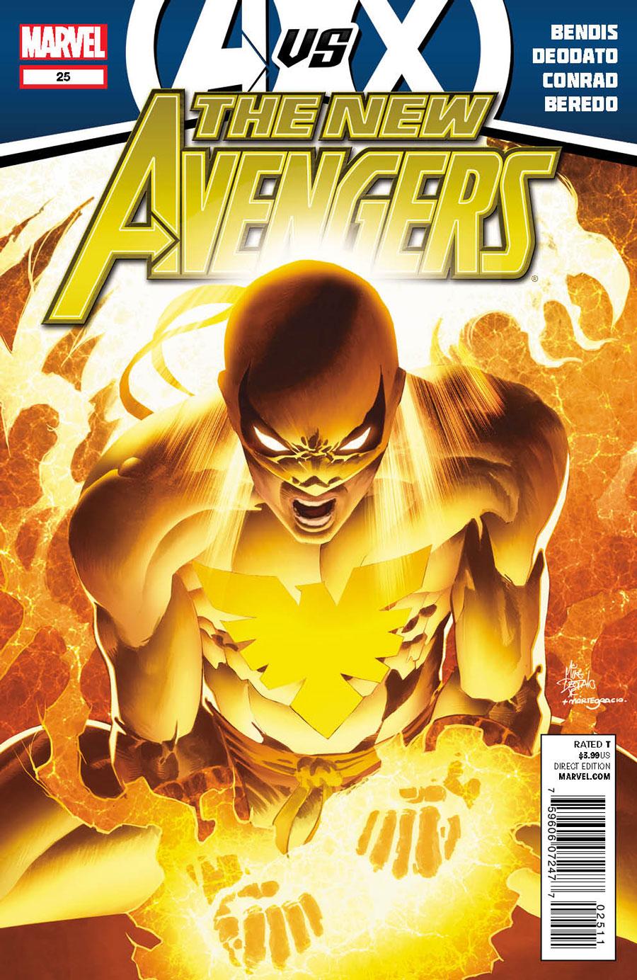 New Avengers Vol 2 25
