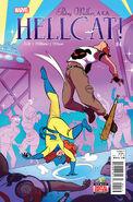 Patsy Walker, A.K.A. Hellcat! Vol 1 4