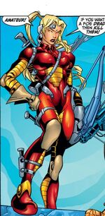 Redwing (Earth-99315) from Fantastic Four Vol 3 16
