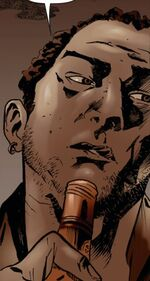 Sam (Hood's Driver) (Earth-616) from Dark Reign The Cabal Vol 1 1 0001