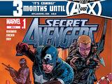Secret Avengers Vol 1 21.1