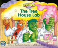 Spider-Man & Friends The Tree House Lab Vol 1 1 0001
