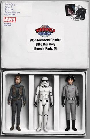 File:Star Wars Rogue One Adaptation Vol 1 1 Wonderworld Comics Exclusive Variant.jpg