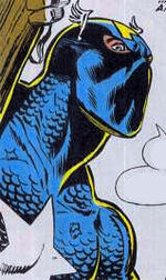 Steven Rogers (Earth-355) from Avengers Vol 1 355 0001