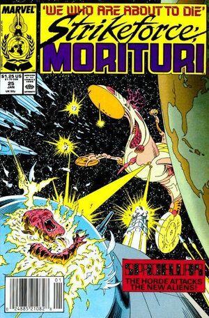 Strikeforce Morituri Vol 1 25