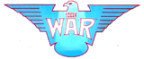 The War Vol 1 Logo