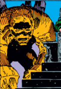 Ugu (Earth-616) from Fantastic Four Vol 1 347 001