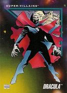 Vlad Dracula (Earth-616) from Marvel Universe Cards Series III 0001