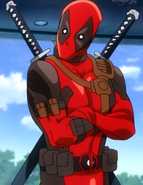 Wade Wilson (Earth-14042) from Marvel Disk Wars The Avengers Season 1 27 003