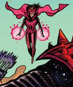 Wanda Maximoff (Earth-18138) from Cosmic Ghost Rider Vol 1 3 001