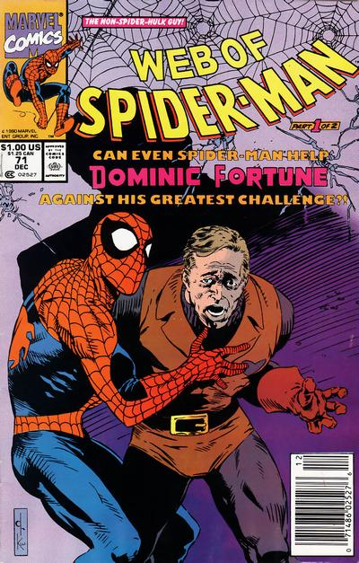 Web of Spider-Man Vol 1 71