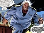 Wilson Fisk (Earth-7642) from Batman and Spider-Man Vol 1 1 001