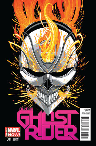File:All-New Ghost Rider Vol 1 1 Moore Variant.jpg