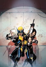 All-New Wolverine Vol 1 6 Textless