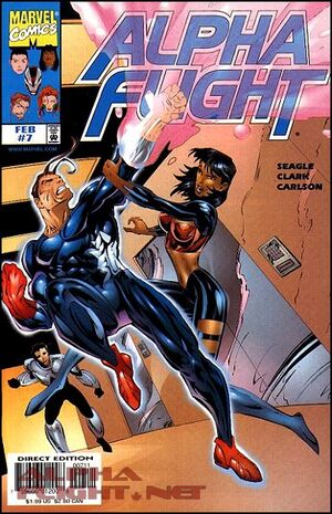 Alpha Flight Vol 2 7