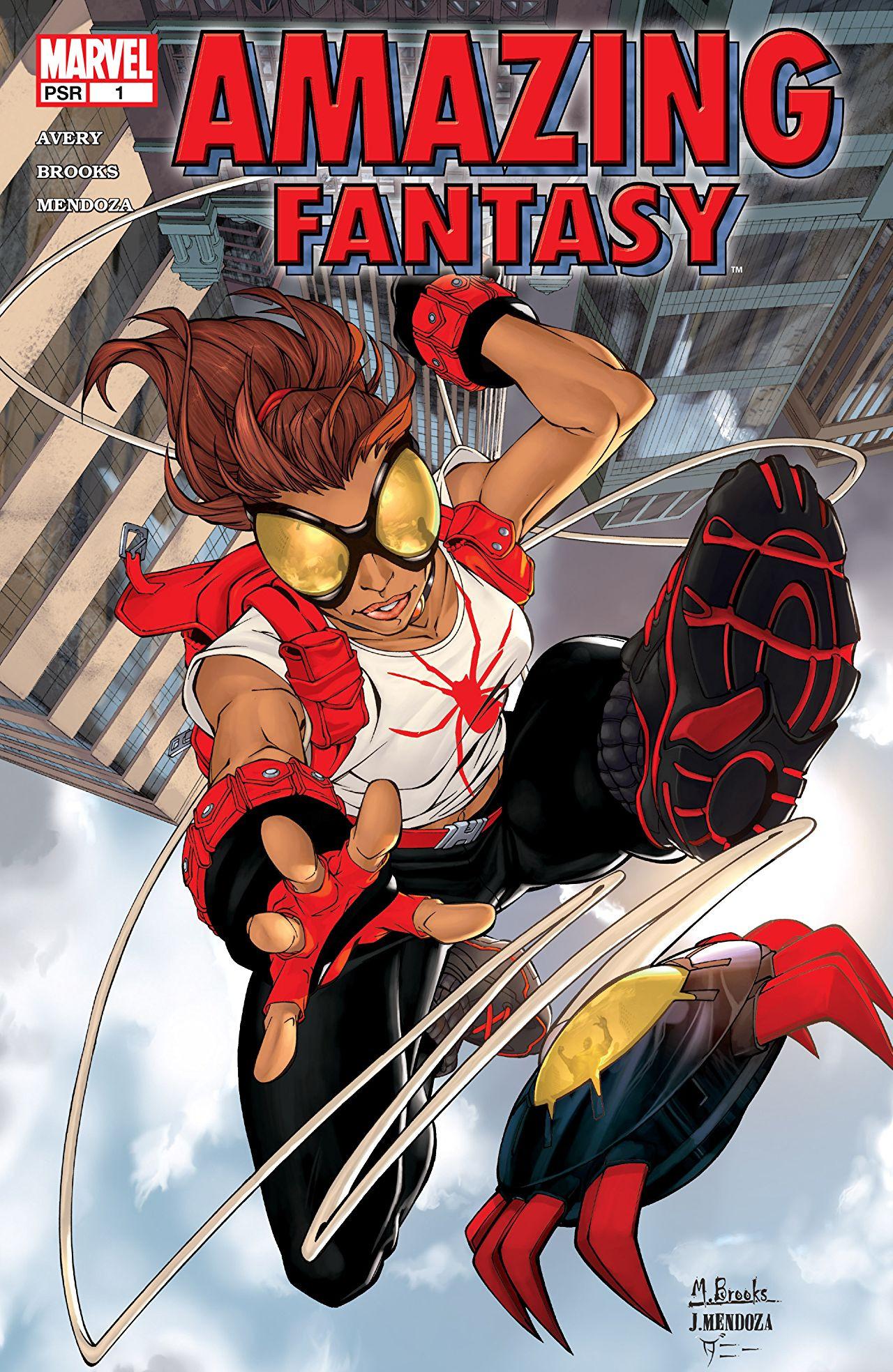 Issue 16 Marvel Comics Amazing Fantasy Spider-Man!
