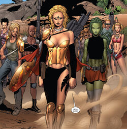 Amazons (Earth-616) from Incredible Hercules Vol 1 121 0001