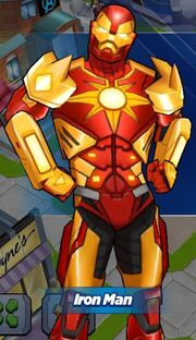 Anthony Stark (Earth-TRN562) from Marvel Avengers Academy 012