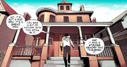 Aunt May's House from Amazing Spider-Man Annual Vol 1 39 001