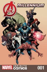 Avengers Millennium Infinite Comic Vol 1 1
