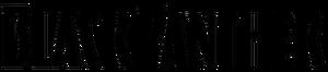 Black Panther (2016) logo