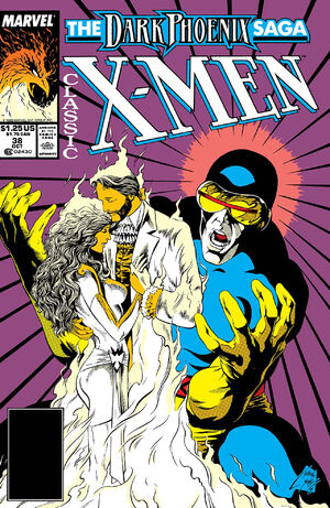 Classic X-Men Vol 1 38
