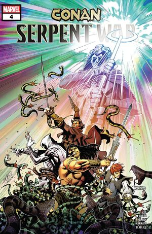 Conan Serpent War Vol 1 4