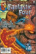 Domination Factor Fantastic Four Vol 1 1.1