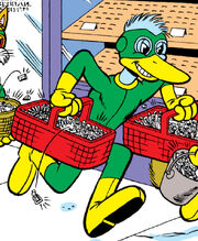 Earth-8311 Morkley (Earth-8311) Peter Porker The Spectacular Spider-Ham Vol 1 6
