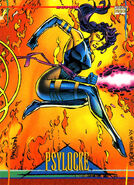 Elizabeth Braddock (Earth-616) from Marvel Universe Cards Series IV 0001