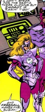 Freefall (Earth-982) from Fantastic Five Vol 1 2 001